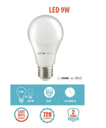 Crislight E27