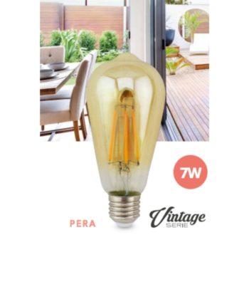 lâmpada Pera